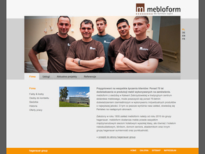 mebloform Website